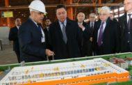 На сайте krisha.kz появилось объявление о продаже Костанайского завода мелкоштучных бетонных изделий