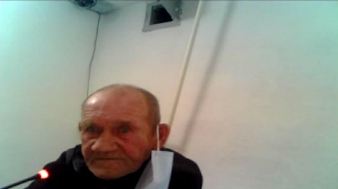 В Костанае пенсионер, убивший топором своего сына, потребовал суд его расстрелять