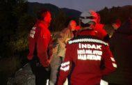 В Турции мужчина ходил по лесу в составе поисково-спасательного отряда, пока не узнал, что ищут его