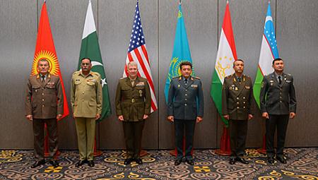 Соединенные Штаты и Турция рассматривают Алматы как военную базу