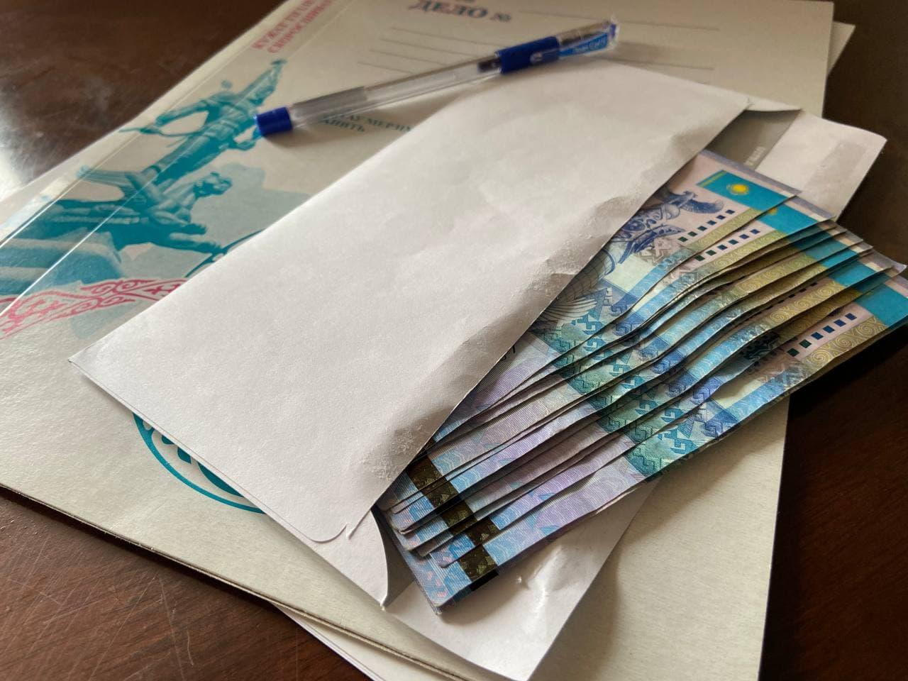 Сотрудников управления образования Шымкента подозревают в хищении 36 млн тенге