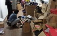 Более тысячи пар обуви фонд «Жанашыр бол» раздал нуждающимся