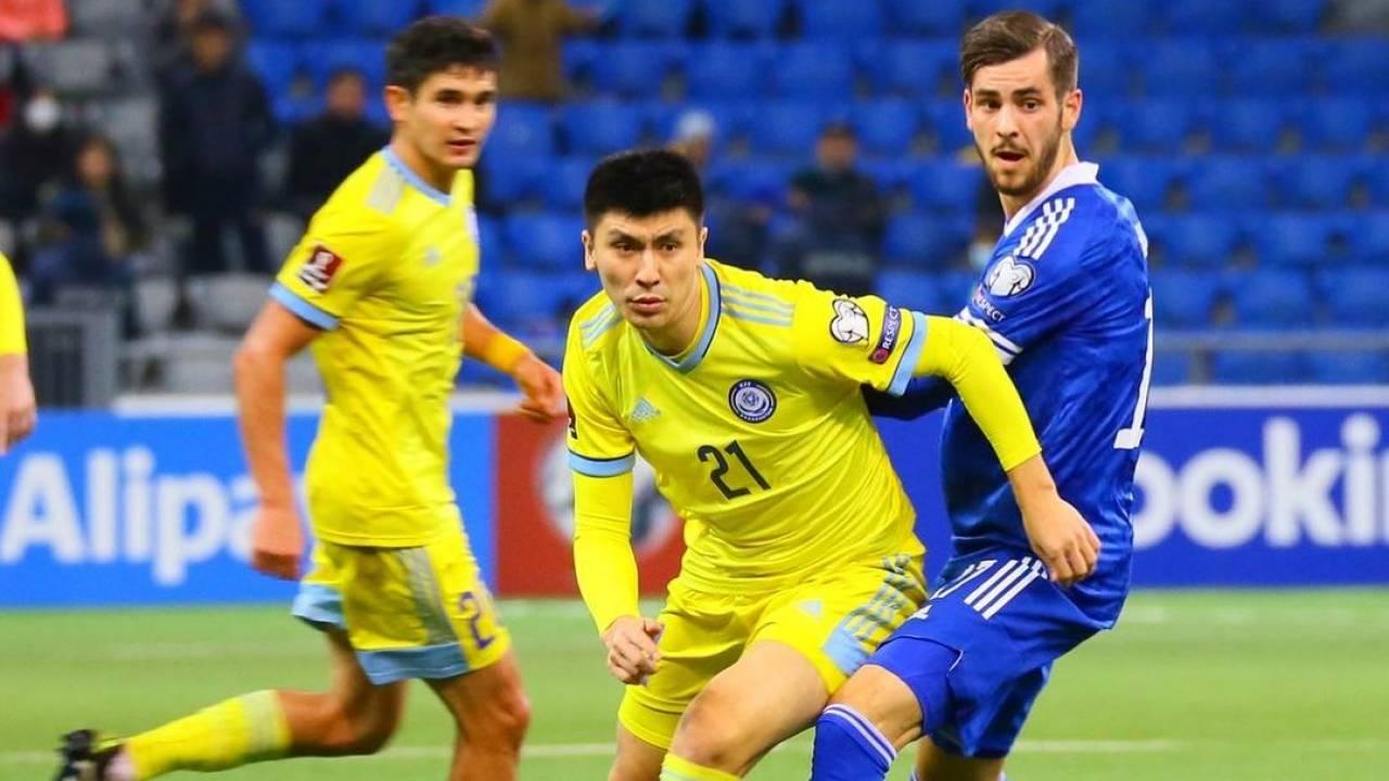 Казахстанские футболисты не могут выиграть уже 14 матчей подряд
