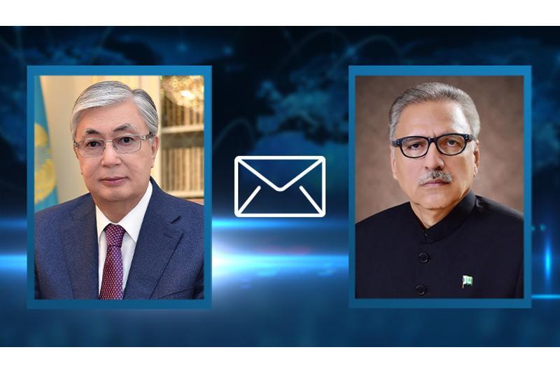 Касым-Жомарт Токаев выразил соболезнования Президенту Пакистана