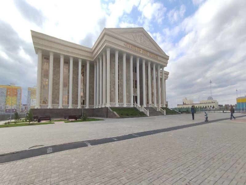 Дворец в стиле ампир за 9,5 млрд тенге откроется в Уральске в ближайшие выходные