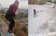 До 8 лет лишения свободы грозит организаторам смертельного прыжка в Караганде